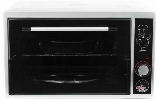 Мини-печь Чудо Пекарь ЭДБ-0121 серебристый