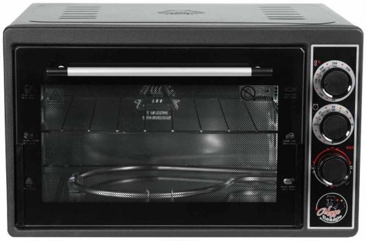 Мини-печь Чудо Пекарь ЭДБ-0124 чёрный