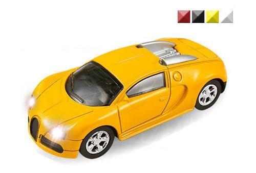 Автомобиль Autotime France Sport Legend 1:43 желтый