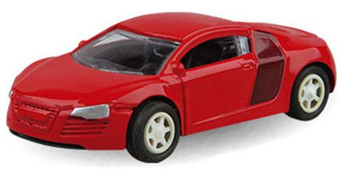 Автомобиль Autotime Bavaria Elite Coupe 1:48 красный  34059