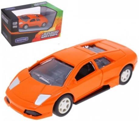 Автомобиль Autotime Italy Extreme 1:48 оранжевый