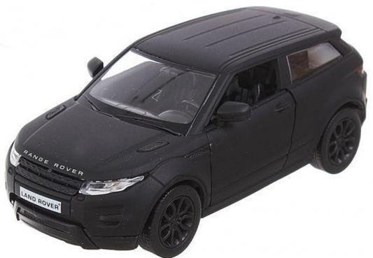 Машина мет. AUTOTIME Range Rover Evoque Imperial Black Edition 5 1:64