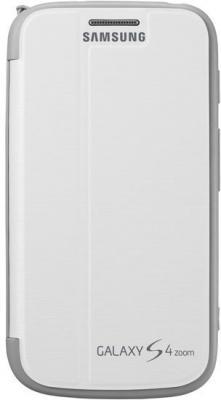 Чехол Samsung EF-GGS10FWEGRU для Samsung SM-C101 Galaxy S4 Zoom белый