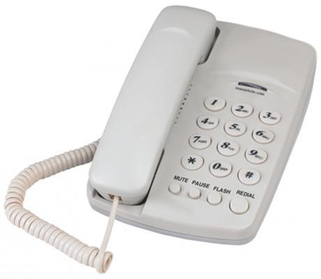 Телефон Supra STL-310 белый