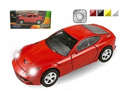 Автомобиль Autotime APAN COUPE PRESTIGE 1:43 цвет в ассортименте