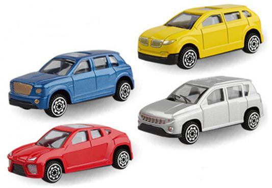 Автомобиль Autotime Pacific Allroad 1:56 цвет в ассортименте  34047 autotime модель автомобиля краз 6322 мчс