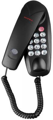 Телефон Supra STL-111 черный