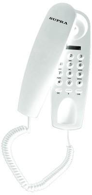 Телефон Supra STL-120 белый