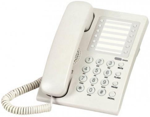 Телефон Supra STL-311 белый