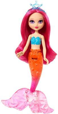 Кукла Barbie (Mattel) Маленькая русалочка 15 см в ассортименте DNG07/CJD19 кукла barbie мини русалочка розовая cjd19