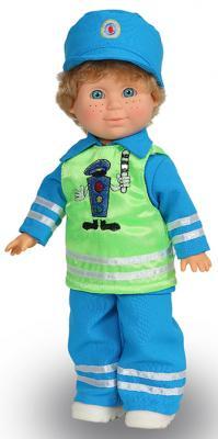 Кукла ВЕСНА Митя - Постовой 34 см говорящая