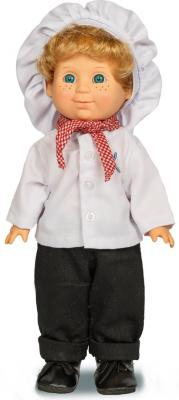 Кукла ВЕСНА Митя - Кулинар 34 см говорящая весна кукла митя почтальон