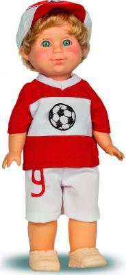 Кукла ВЕСНА Митя - Футболист 34 см говорящая митя фомин акустика