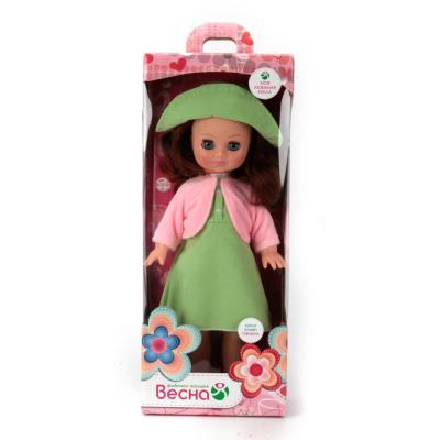 Кукла ВЕСНА Герда 14 38 см со звуком В3008/о весна кукла озвученная герда 15