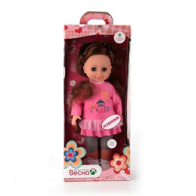 Кукла ВЕСНА Анна 19 42 см со звуком В3026/о кукла весна 35 см
