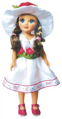 Кукла ВЕСНА Анастасия - Азалия 42 см со звуком В1836/о кукла интерактивная весна лена