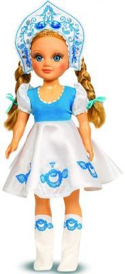 """все цены на Кукла ВЕСНА """"Анастасия"""" - Гжельская красавица 42 см со звуком В1816/о онлайн"""