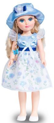"""Кукла ВЕСНА """"Вальс Цветов"""" - Анастасия Незабудка 42 см говорящая"""