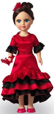 """Кукла ВЕСНА """"Анастасия"""" - Испанский танец 42 см со звуком  В2921/о"""