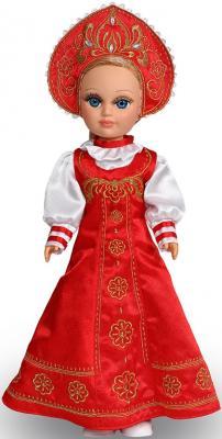 Купить Кукла ВЕСНА Анастасия Русская красавица 42 см со звуком В1938/о, винил, Куклы фабрики Весна