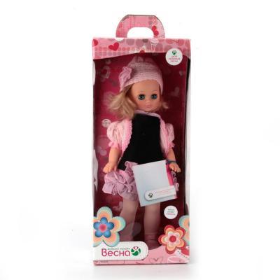 Кукла ВЕСНА Лиза 17 42 см со звуком В2145/о кукла весна лиза 1 озвученная в35 о