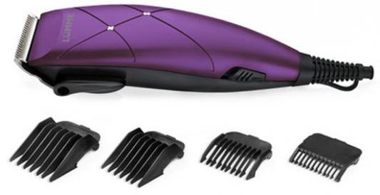 Машинка для стрижки волос Lumme LU-2508 фиолетовый