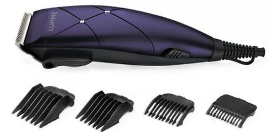 Машинка для стрижки волос Lumme LU-2508 темный топаз мультиварка lumme lu 1445 860 вт 5 л черный красный
