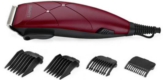 Машинка для стрижки волос Lumme LU-2508 красный