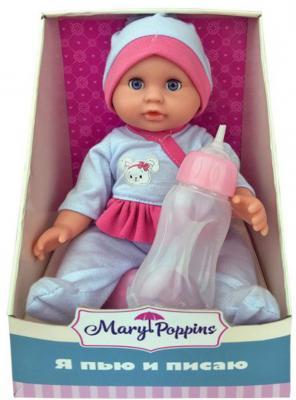 """Кукла Mary Poppins Минни """"Я пью и писаю"""" 25 см пьющая писающая  451140 от 123.ru"""