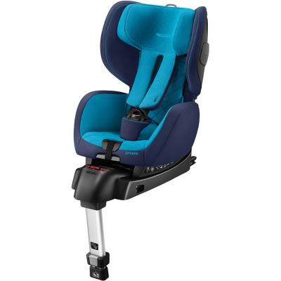 Автокресло Recaro OptiaFix (xenon blue) автокресло recaro monza nova is seatfix xenon blue 6148 21504 66