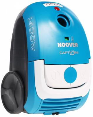 Пылесос Hoover TCP 1401 019 сухая уборка синий пылесос hoover tcp 2120