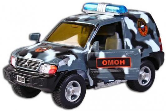 Машина Пламенный мотор Mitsubishi Омон 13 см камуфляж 870202 машина пламенный мотор mitsubishi полиция 870105