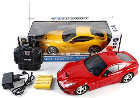 Машинка на радиоуправлении Shantou Gepai Speed Drift цвет в ассортименте от 3 лет пластик 1:16, 4 канала 368-30 туринг 1 10 rs4 sport 3 drift subaru brz
