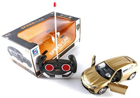 Машинка на радиоуправлении Shantou Gepai Speed Car 25889-A пластик от 3 лет цвет в ассортименте в ассортименте
