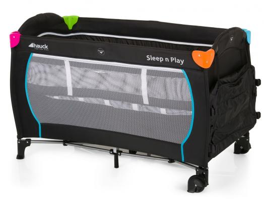 Манеж Hauck Sleep`n Play Center (multicolor black)