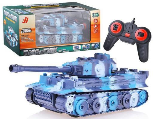 Танк на радиоуправлении Shantou Gepai Mars Of Tank разноцветный от 8 лет пластик 6889-1 игрушка shantou gepai танк 369 32