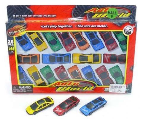 """Набор Shantou Gepai """"Auto World"""" цвет в ассортименте  BA-1320"""