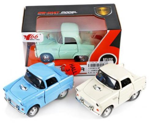 Автомобиль Shantou Gepai MY66-Q1123 1:38 цвет в ассортименте в ассортименте автомобиль shantou gepai flash and deformation цвет в ассортименте 8811 21