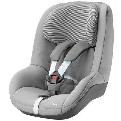 Автокресло Maxi-Cosi Pearl (concrete grey)