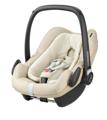 Автокресло Maxi-Cosi Pebble Plus (nomad sand) от 123.ru