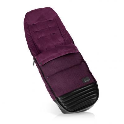 Накидка на ножки в коляску Cybex Priam (mystic pink) комплект задних колес для коляски cybex priam all terrain matt black