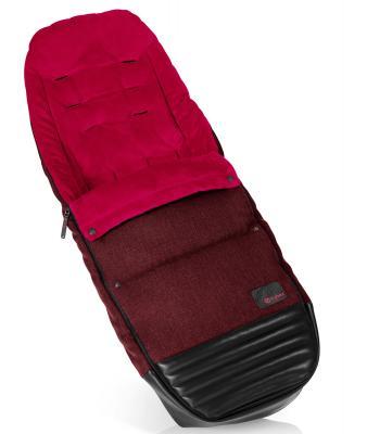 Накидка на ножки в коляску Cybex Priam (infra red) комплект задних колес для коляски cybex priam all terrain matt black