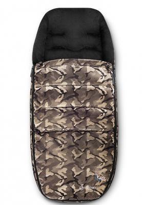 Накидка на ножки в коляску Cybex Priam (butterfly)