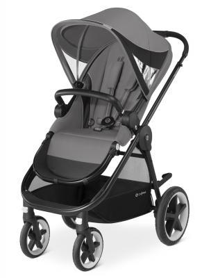 Прогулочная коляска Cybex Balios M (manhattan grey) прогулочная коляска egg stroller quantum grey