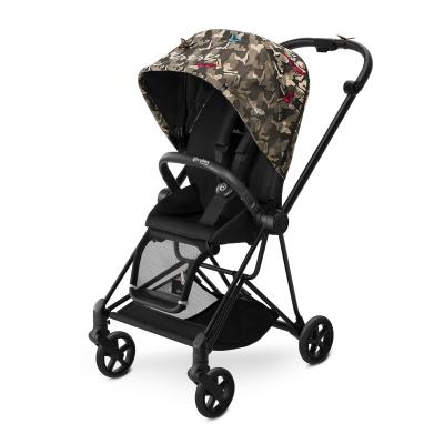 Прогулочная коляска Cybex Mios (black butterfly)