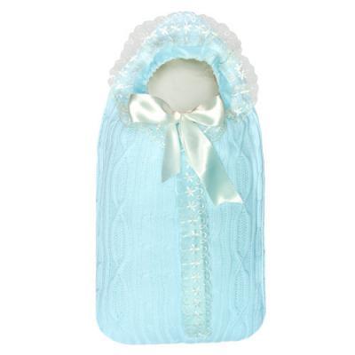 Конверт с 1 молнией Сонный Гномик Радость (голубой) сонный гномик конверт зимний норд синий