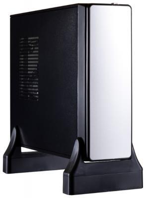 Корпус microATX Exegate MI-213L Без БП чёрный серебристый EX249497RUS