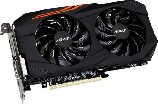 Видеокарта GigaByte Radeon RX 580 GV-RX580AORUS-4GD PCI-E 4096Mb 256 Bit Retail (GV-RX580AORUS-4GD) видеокарта gigabyte pci e radeon r9 fury 4096mb ddr5 dvi hdmi 3xdisplayport 512bit ret gv r9furyywf3oc 4gd