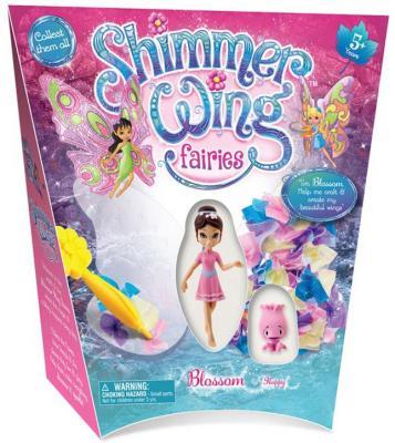 """Игровой набор Shimmer Wing """"Фея Букетик"""" SWF0001b"""
