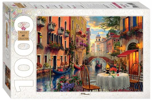 Пазл 1000 элементов Step Puzzle Доминик Дэвисон. Венеция 79112 пазл италия венеция step puzzle 1000 деталей page 4